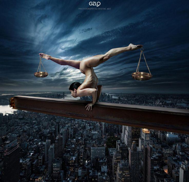 Justice by Gonzalo Villar