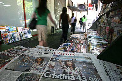 En la confrontación entre el gobierno argentino y la prensa, pierde el periodismo