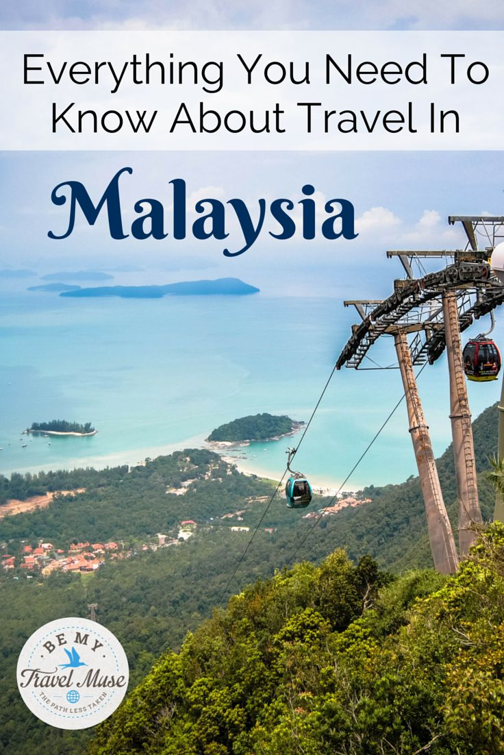 The perfect guide for Malaysia for solo and independent travelers. If you love culture, food, beaches, diving, and adventures, this is for you!