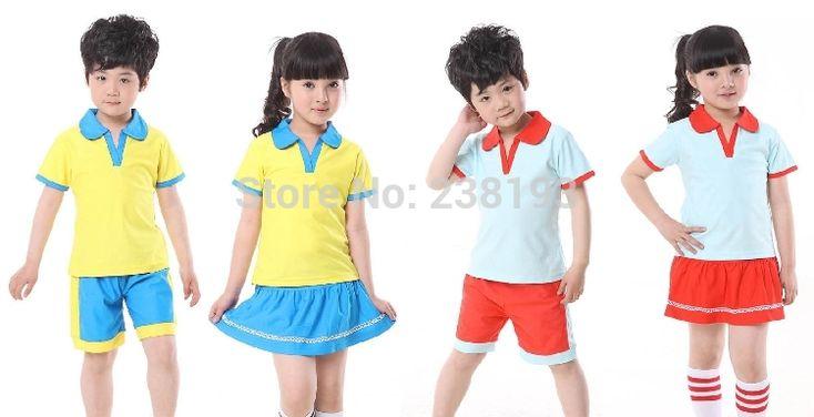 Uniformes deportivos para niños - Imagui