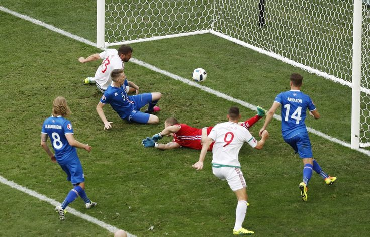 Own goal: The moment Iceland dreams were broken and Hungary preserved their unbeaten record #EURO2016