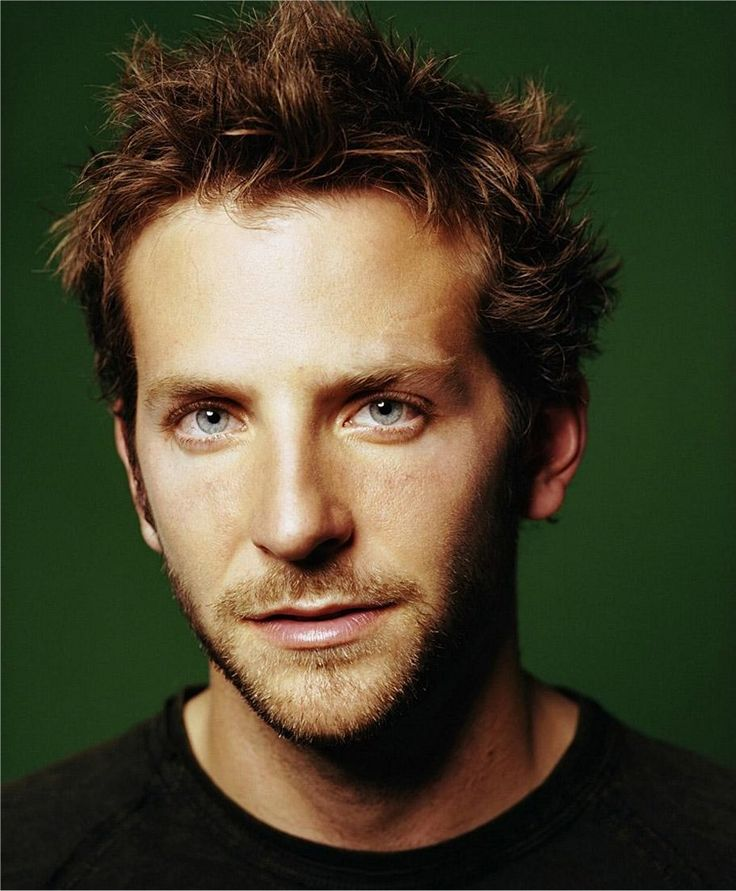 Bradley Cooper, you won me over in The Hangover