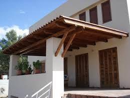 resultado de imagen de pergola madera sobre pilares hormign