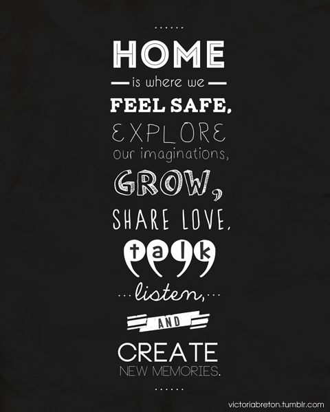 17 Best Images About Quotes About Home On Pinterest