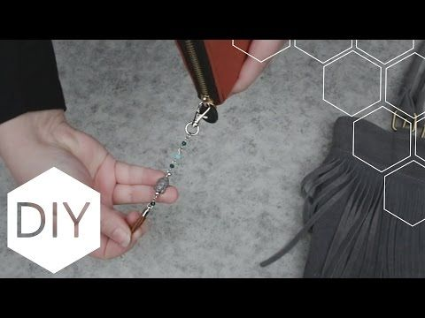 #DIY #sieradenmaken met #Kralenhoekje - #Buddha #sleutelhanger - #YouTube