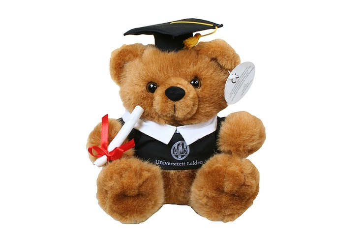 Graduation bear. Want one?