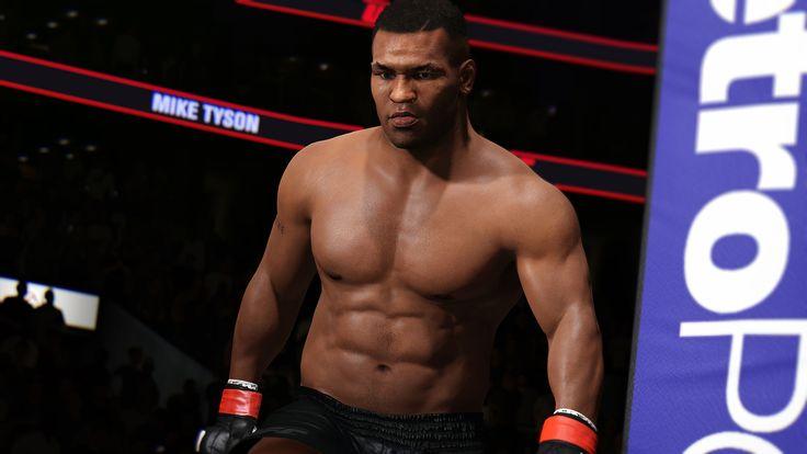 VIDEO : MIKE TYSON fait ses débuts dans l'Octogone dans EA Sport UFC 2 - No Web Agency