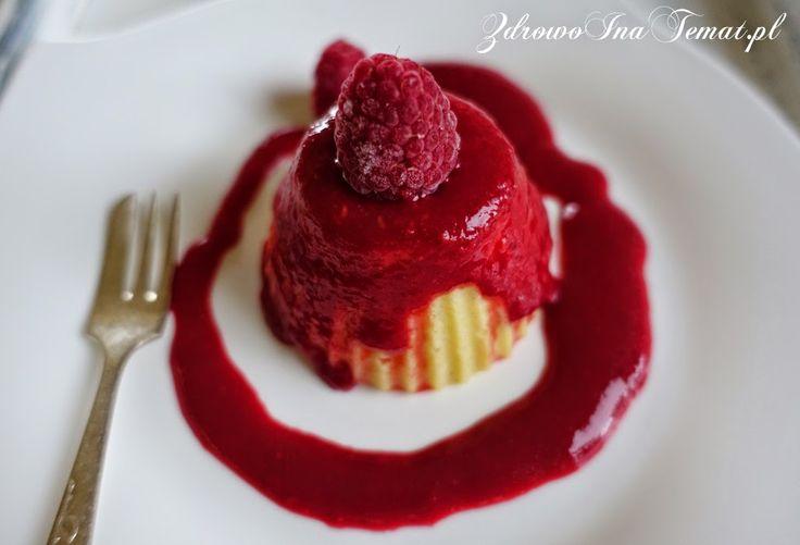 Zdrowo i na temat...: Romantyczny deser waniliowy z kaszy. Bez glutenu, bez mleka i bez cukru.