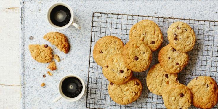 'Zoek niet verder! Het meest simpele recept voor koekjes vind je hier!' Recept: snelle koekjes met maar 3 ingrediënten.