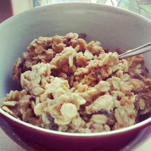 Overnight Oats - heerlijk vullend en snel ontbijt - http://www.mytaste.nl/r/overnight-oats---heerlijk-vullend-en-snel-ontbijt-1976734.html