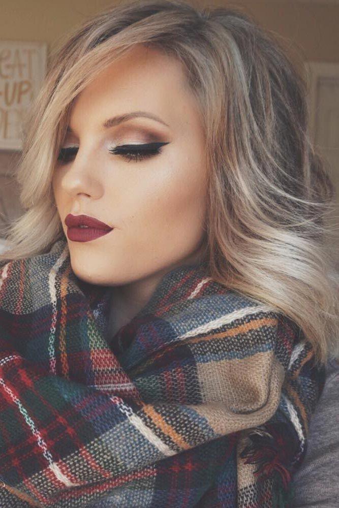 Best 25+ Winter Makeup Ideas On Pinterest