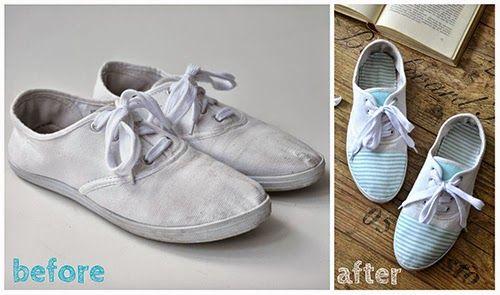 megunt tornacipő