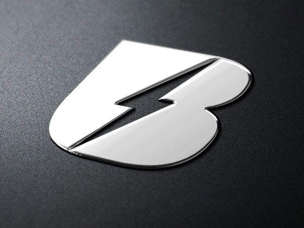 Usain Bolt Logo by Vlatko Mojsoski, via Behance