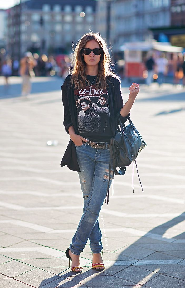 Street Style Stockholm