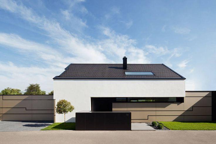 In diesem modernen Einfamilienhaus warten jede Menge Licht,…