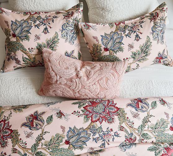 Laurel Palampore Duvet Cover Amp Shams Colorful Duvet