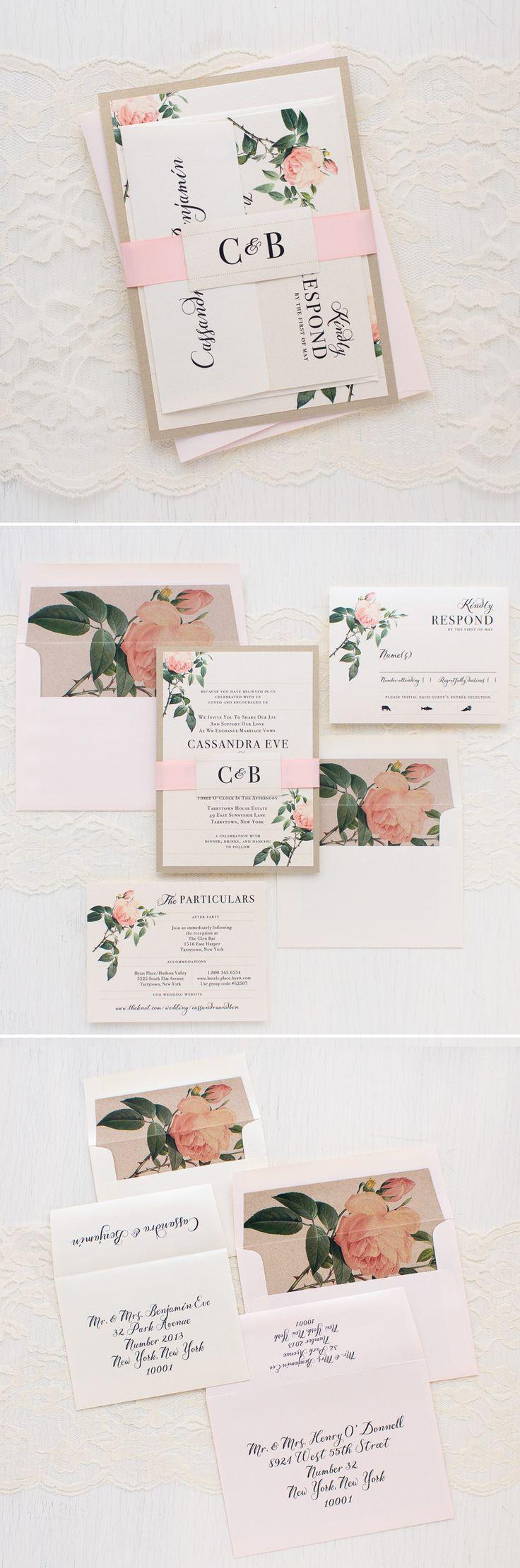 Best 25+ Garden wedding invitations ideas on Pinterest | Wedding ...
