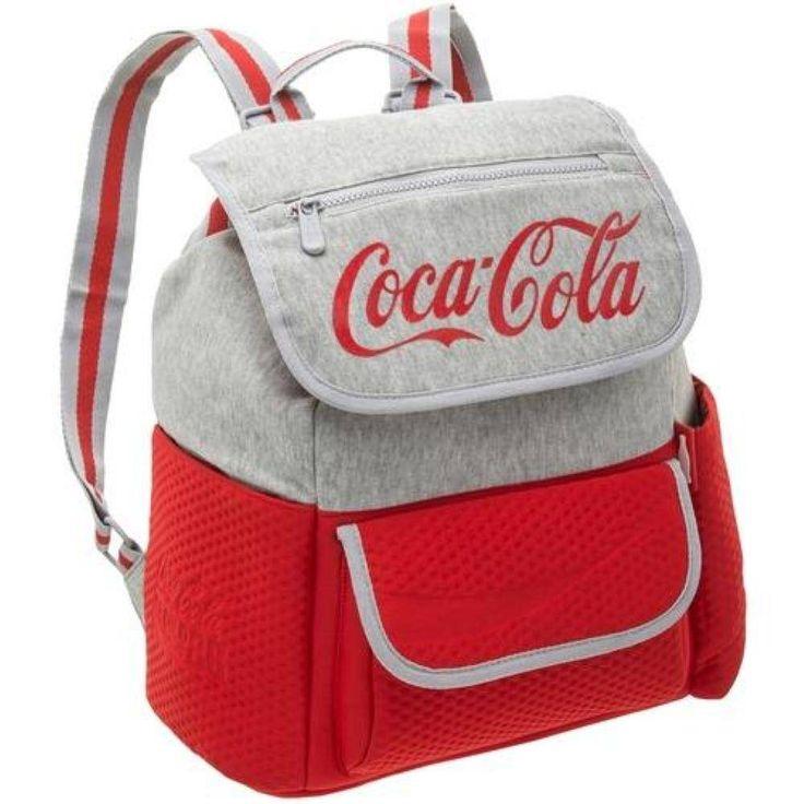 Mochila Escolar Coca Cola Coleção Sport - Coca Cola GA8825