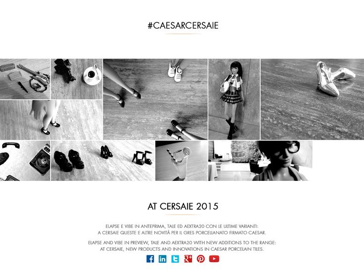 Share your photos of your visit at Caesar's stand- hashtag #CaesarCersaie and @ceramichecaesar-.and you will be part of Caesar adventure at Cersaie.  #CaesarCersaie, #FollowCaesar, #Cersaie2015, #PlasticShoes, #BarbieShoes