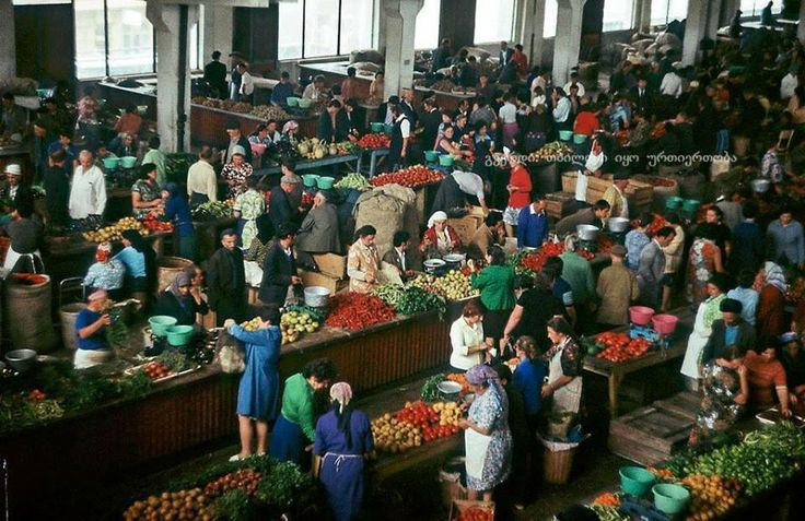 Тбилиси рынок