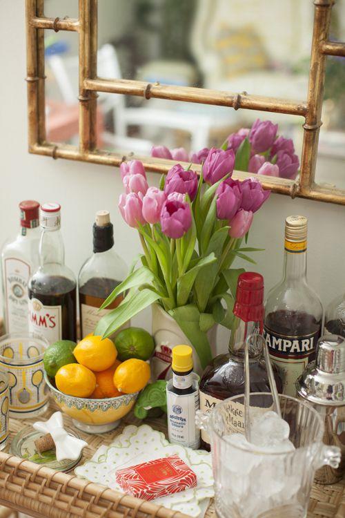 home liquor storage