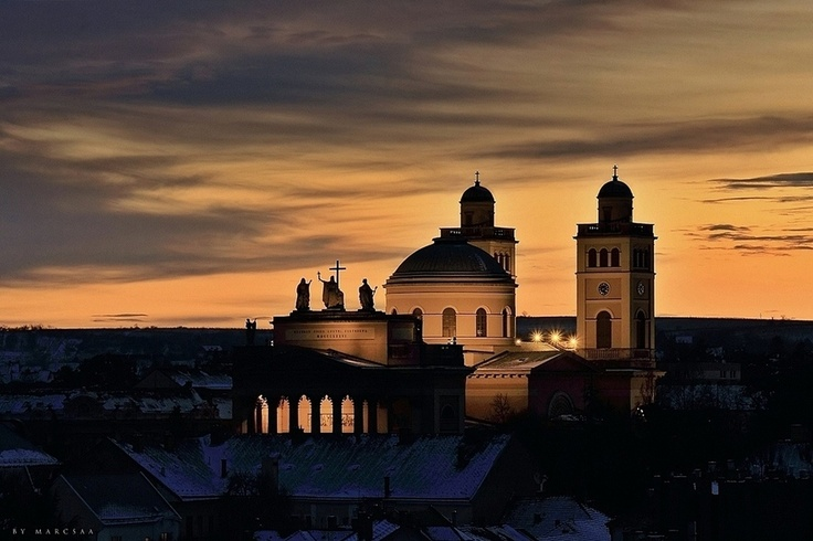 Cathedral - Eger, Hungary