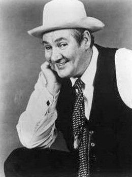 PAT BUTTRAM born Maxwell Emmett Buttram on June 19, 1915 and died on January 8, 1994 was a radio comic who Gene Autry took a liking to and replaced Smiley Burnette with Pat. They remained friends until Pat's death.  Pat performed in 72 films and television shows. He had a very distinctive squeaky voice and can also be remembered for his role on Green Acres