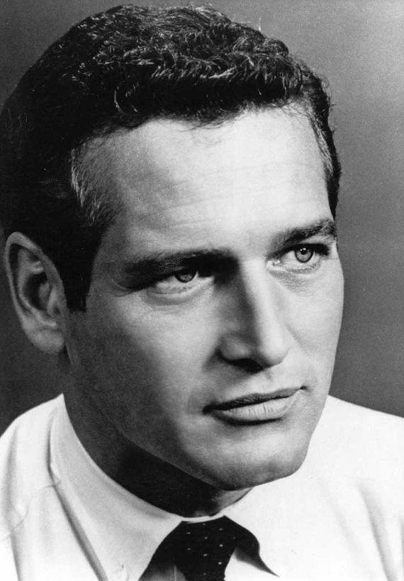 Paul Newman....man those eyes