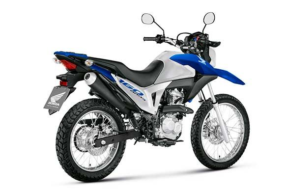 A moto Honda NXR 160 Bros ganha novas combinações de cores que reforçam sua atratividade e modernidade na linha 2017.   Leia mais...