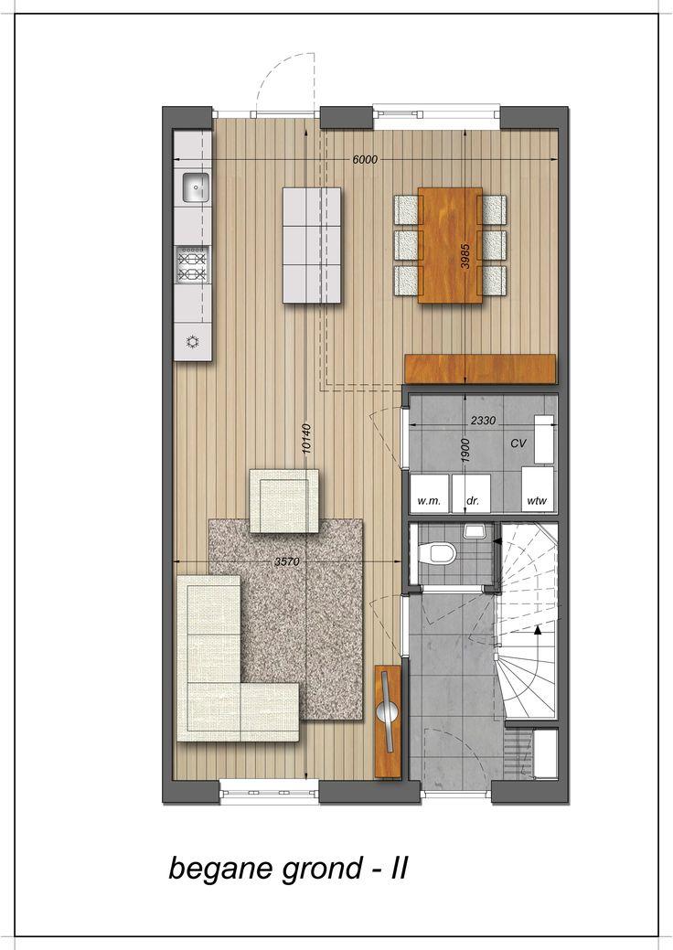 Open Plan Kitchen Layout