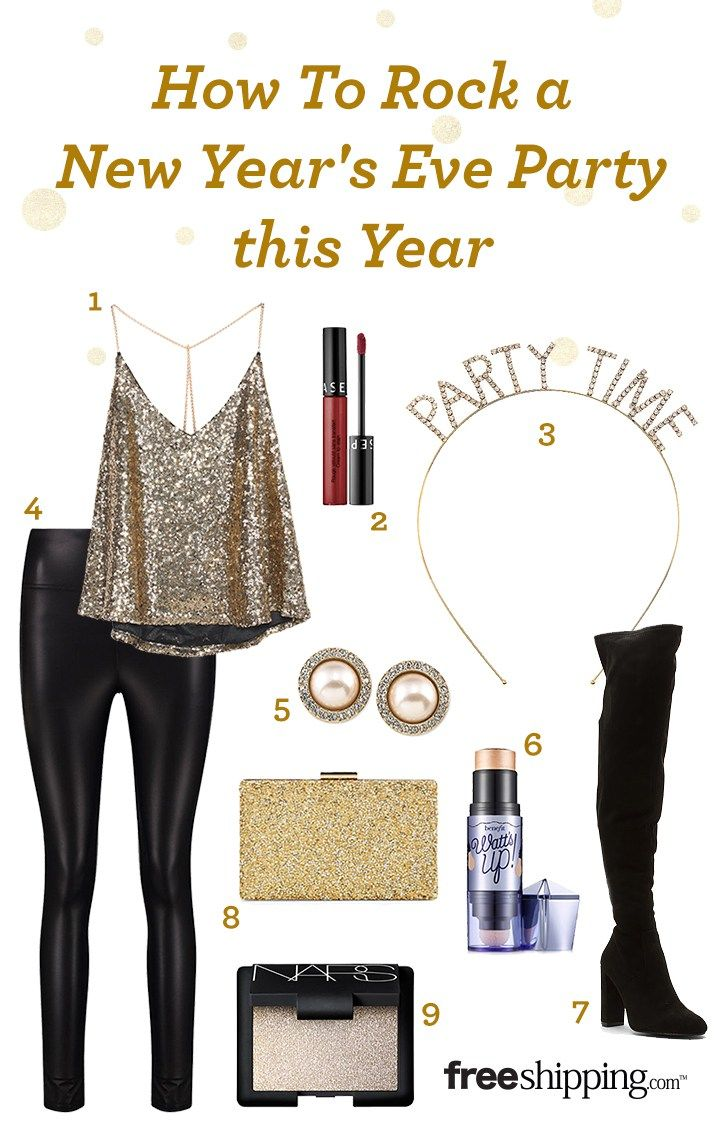 How To Rock a New Year's Eve Party this Year | New years ...