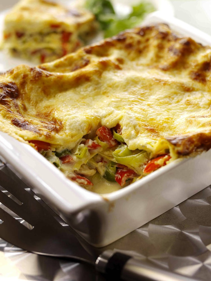 Vegetarian and perfect for St David's Day