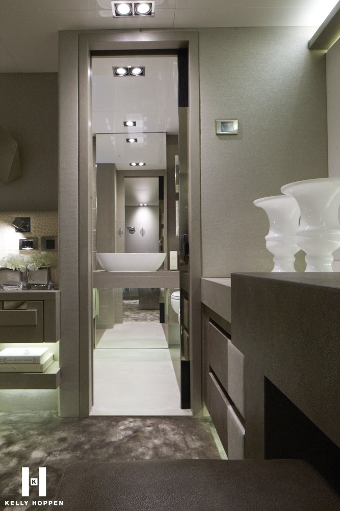 Welcome to the Pearl 75 with interior design by Kelly Hoppen MBE - www.pearlmotoryachts.com/motor-yachts/pearl-75/ www.kellyhoppen.com