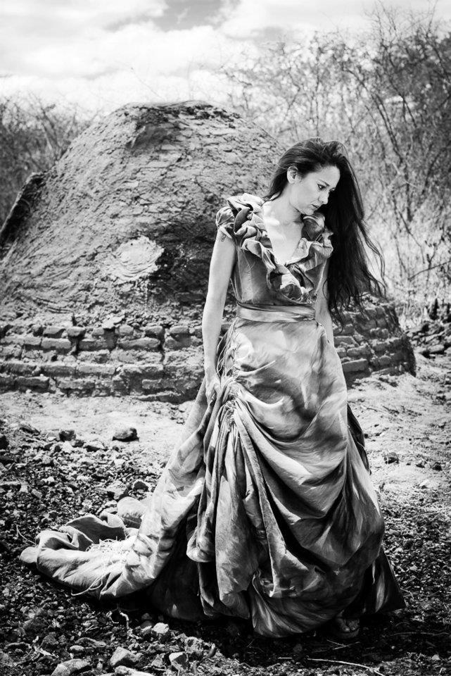 mulher do sertao vestida de sonhos