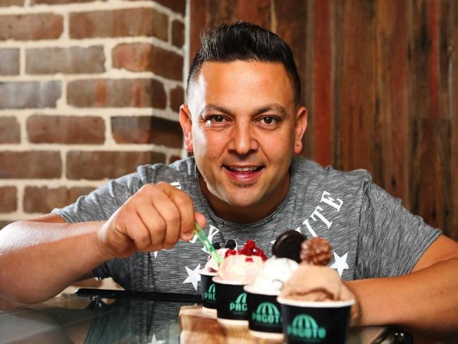 Dream jobs as taste testers: Beer, wine, cheese and ice cream taste testers share the real taste of success   Includes gelato creator from Pagoto Gelato and Waffle House, Marrickville. Savoury ice-cream watermelon and feta flavour #yum #sweets #icecream #gelato #beer #wine