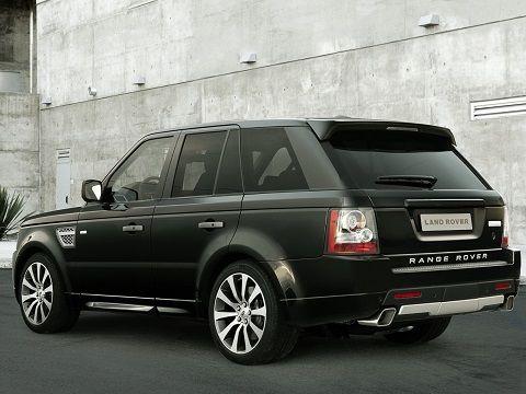 "Range Rover Sport ""Autobiography"" (2009 – 2013)."