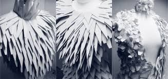 Image result for wearable arts paper