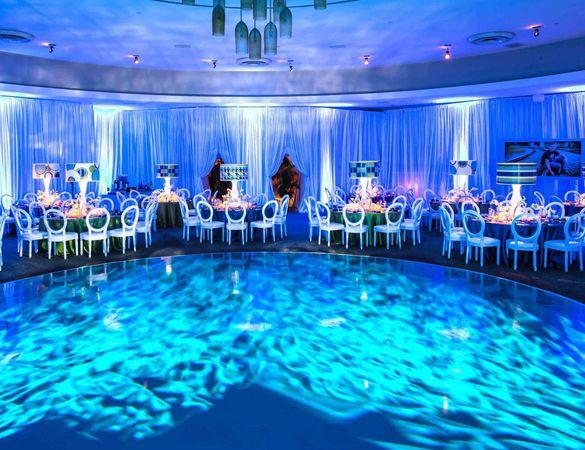 Ocean Theme Party