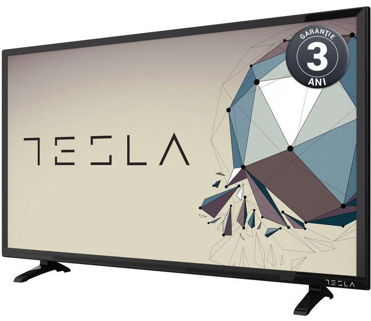 Televizorul Tesla 32S306BH este un nou proiect al celor de la Tesla. Te poti bucura de cele mai clare imagini cu Direct Led. Vezi AICI specificatii si pret!