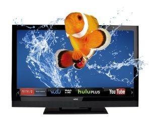 """VIZIO 47"""" Class Theater 3D LCD HDTV with VIZIO"""