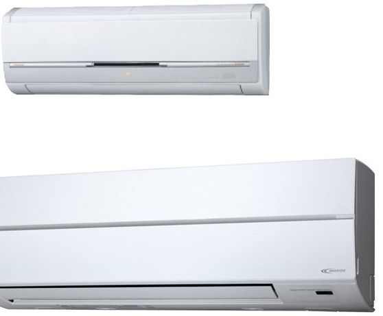 FUJITSU WALL MOUNTED AIR CONDITIONER: Stylish, slim and elegant, these cooling-only wall mounted units are designed for single rooms. Indoor units have a clean, aesthetic design and are small but mighty.