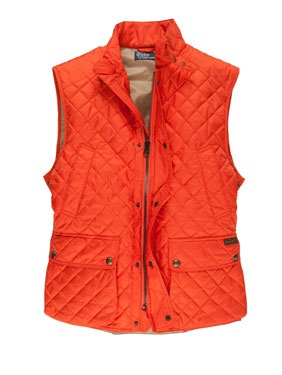 Polo Ralph Lauren - Steppweste, Orange