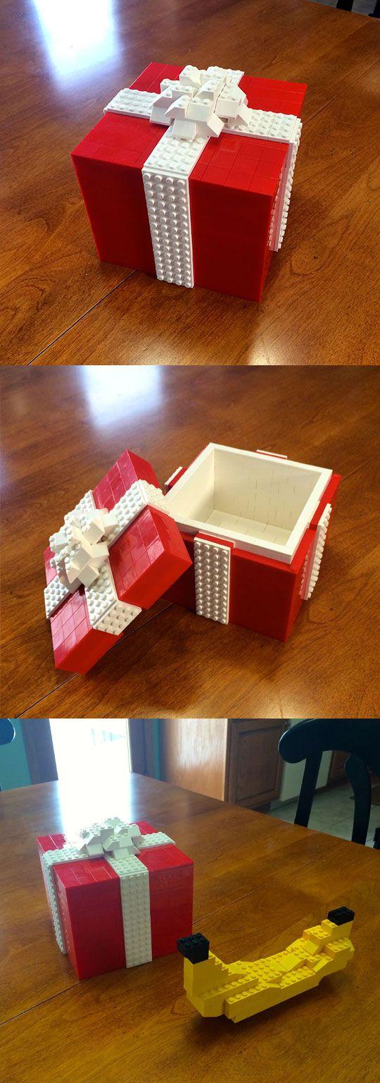 Cool LEGO Gift Box