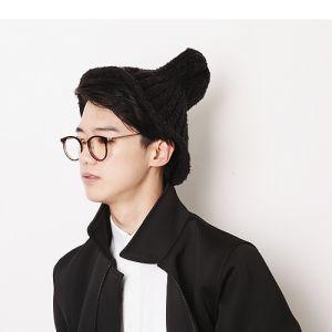Korea men's fashion mall, Hong Chul style [NOHONGCUL.COM GLOBAL] Knit Wire seating Golgi buckethat / Size : FREE / Price : 23.80 USD #mensfashion #koreafashion #man #KPOP #NOHONGCUL_GLOBAL #OOTD #hat #knithat #buckethat