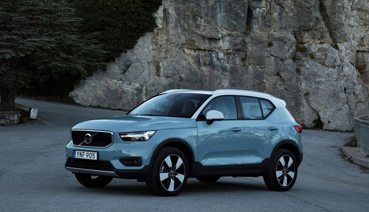 Volvo aims to change the way people buy vehicles with its new XC40 compact SUV this spring.