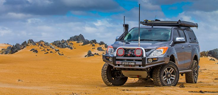 Frontal Protection - ARB 4x4 Accessories