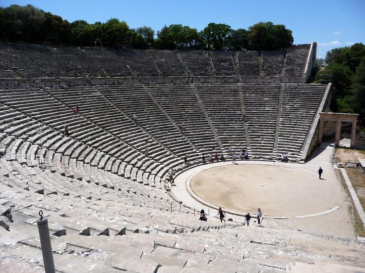 Epidaure, Greece