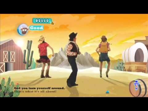 ▶ Just Dance Kids 2 The Hokey Pokey - YouTube