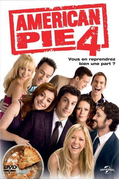 American Pie 4 (2012) Regarder American Pie 4 (2012) en ligne VF et VOSTFR. Synopsis: Comme le temps passe…Souvenez-vous de cette année 1999 où quatre lycéens d'une...