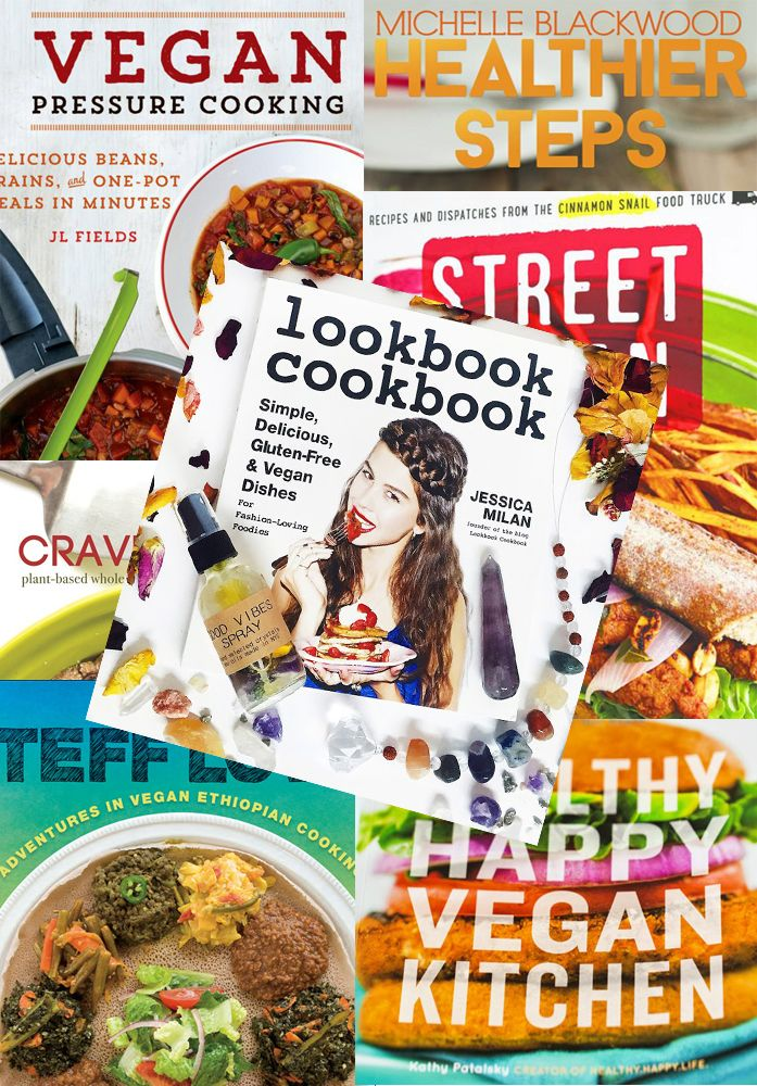 The best Vegan Cookbooks